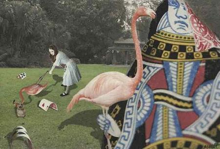 Queen's Croquet by Margaret Mateskon