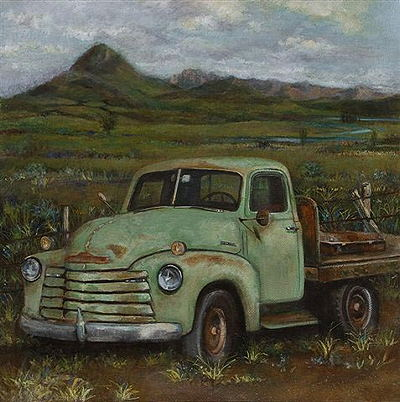 Wendy Marquis, Haystack Butte Pickup